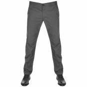 Farah Vintage Elm Chino Trousers Grey